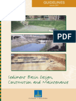 Sediment Guidelines