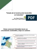Sostenibilidad en Colombia