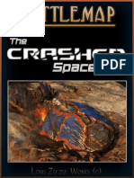 The Crashed Spaceship Lzsw