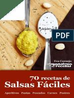 70 Recetas de Salsas Faciles
