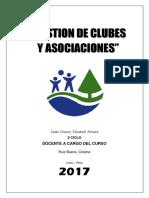 Club El Bosque Analisis