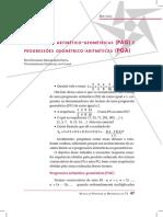 Progressões Aritmético-Geométricas (PAG) e Progressões Geométrico-Aritméticas (PGA)
