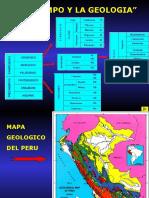 Geologia y Geofisica