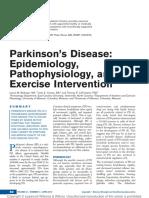 Parkinson s Disease Epidemiology,.9