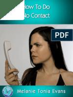 How To Do No Contact - by Melanie Tonia Evans.pdf
