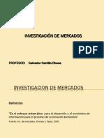 Investigacion Mercados 2017