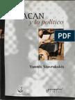 Stavrakavis, Lacan y Lo Político