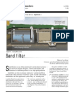 Sand filters for home use - Texas Agricultural Extension Service