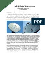 Multiple Reflector Antennas