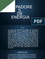 Tipos de Disipadores de Energia