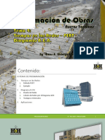 04 Program Obras - T.R. PERT - Diagrama AEN