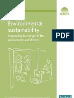 Environmental Sustainability