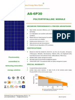 As 6P30 Module Specification