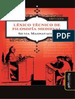 Léxico técnico de filosofía medieval - Magnavacca, Silvia.pdf