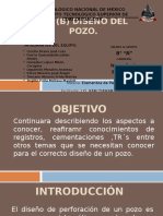 Diseño del Pozo Petroleo