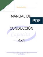 Manual 4x4