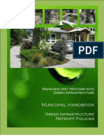 Green Infrastructure Handbook - Retrofit Policies