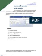 Curso Facebook Para Empresas