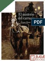 El Misterio Del Carruaje - Fergus Hume