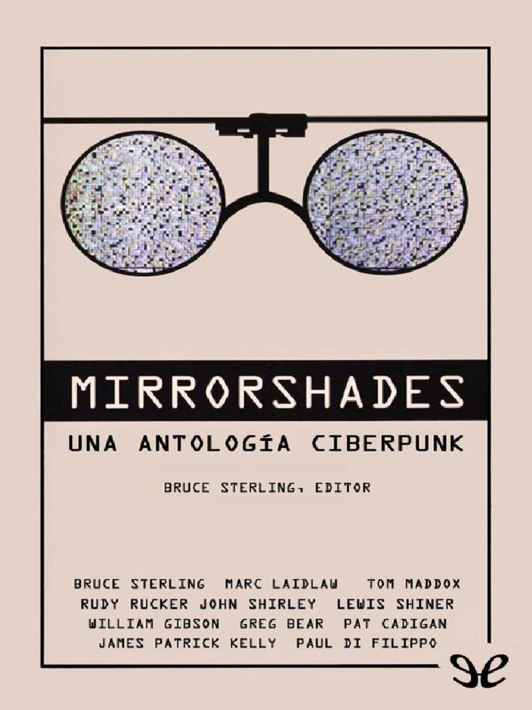 1203609498 Mirrorshades - AA. VV