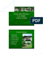 Green Infrastructure - Lenexa KS