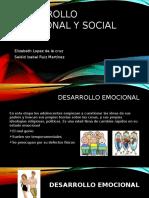 Desarrollo Emocional y Social 2 Parcial