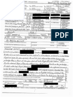 Hospitalization Case Report