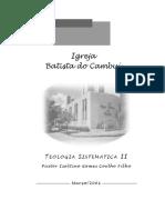 Teologia Sistemática II  - Pr Isaltino G Coelho.pdf