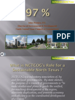 Sustainable North Texas