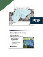 Green Infrastructure Modeling