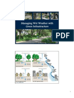 Managing Wet Weather with Green Infrastructure