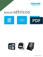 284302 Anviz Catalogue 2014 Spanish