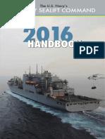 Msc Handbook 2016