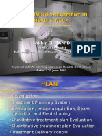 3D Treatment Planning in Head & Neck