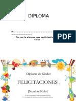 Diploma Mas Participativo