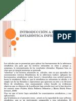 Introducción a La Estadística Inferencial