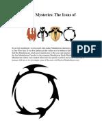 Mandalorian Mysteries- The Icons of Mandalore