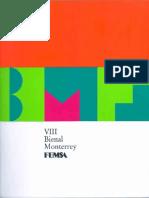 VIII Bienal Colección Femsa