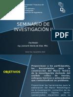 Seminario de Investigacion II Gp