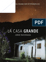 La Casa Grande Jorge Pachoaga