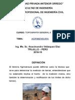 PRACTICA DE AGRIMENSURA