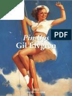 Pin-Ups Gil Elvgren - 2012 Taschen Calendar By Editors ISBN 3836530201.pdf