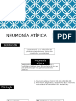 Neumonia Atipica