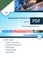 OSK 12 - Control Unit