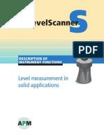 3D LevelScanner S