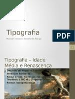 aula 2 Tipografia