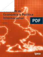 Ipea Economia e Politica Internacional