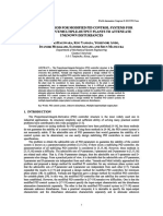 10 Sistem Kontrol Digital PID Journal a Design Method for Modified PID Control Systems for Multiple-Input Multiple-output Plants to Attenuate Unknown Disturbances