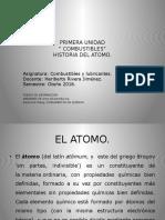 1.- Historia Del Atomo.