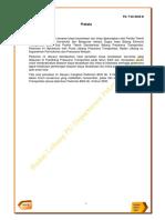 Pedoman [PD-T-02-2005-B] - Perhitungan Besaran Biaya Kecelakaan Lalu Lintas